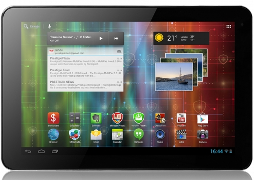 Test tabletu Prestigio MultiPad 4 Quantum 10.1 3G