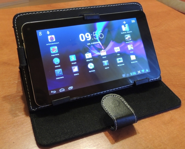 Test tabletu SnakeLAB TAB S-720