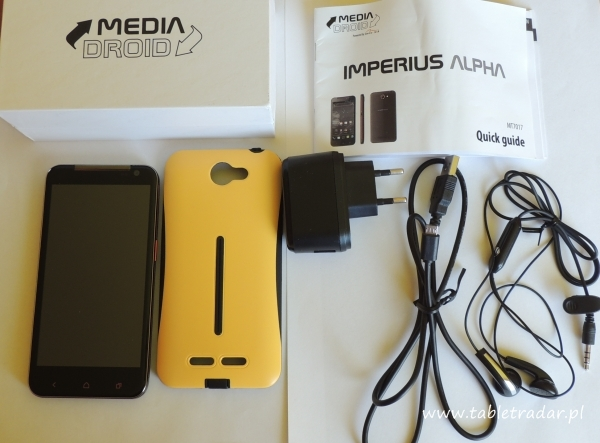 Test smartfona Imperius Alpha MT7017